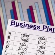 Business plan — Stock Photo #14875065