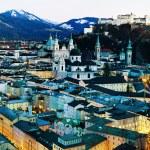 Salzburg, austria, cityscape — Stock Photo #14876831
