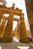Egipt, luksor, karnak temple — Zdjęcie stockowe