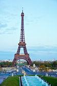 Paris, france. the eiffel tower — ストック写真