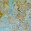 Wall and wallpaper residue - Stock Photo