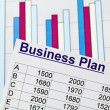Business plan — Stock Photo #19674835