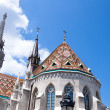 Hungary, budapest, matthias church. - Stock Photo