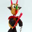Stock Photo: Zwetschkenkrampus