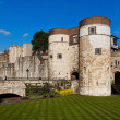 The tower of london, england - Stock Photo