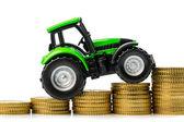 農業におけるコストの上昇 — ストック写真