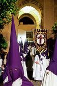 Spain, andalusia, semana santa — Stock Photo