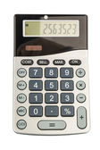 Pocket calculator — Stock Photo