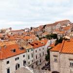 Croatia, dubrovnik, rooftops — Stock Photo #21208347