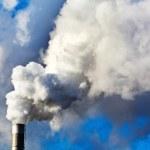 Smoking chimneys of a factory — Stock Photo #21209593