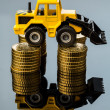 Rising costs in construction industry — Stock Photo #22733259