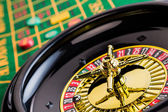 Roulette casino gambling — Stock Photo