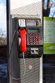 Payphone austriaco — Foto Stock