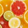 Orange slices — Stockfoto