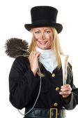 Chimney sweep. — Stock Photo