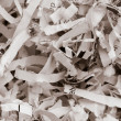 Close-up paper pulp — Stock Photo