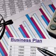 Business plan — Stock Photo #26174229