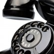 Antique, old retro phone. — Foto de Stock