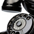 Antique, old retro phone. — Stock Photo