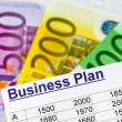 Business plan — Stock Photo #27170745