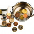 Money pot — Stock Photo #27171571