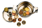 Money pot — Stock Photo