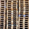 Stacked pallets — Stock Photo #27303511