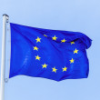 Flag of europeunion — Stock Photo #27304725