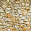 Stock Photo: Stone wall, natural stones