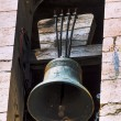 Bell in old tower — Stock Photo #27315715