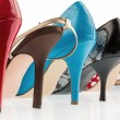 Protect shoes with high heels — Stock Photo #28013707
