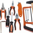 Hand tool selection — Stock Photo