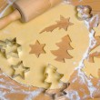 Stockfoto: Cookies for christmas