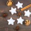 Cookies for christmas — Foto Stock