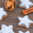 Cookies for christmas — Stock Photo #32916525