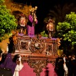 Spain, andalusia, semana santa — Stock Photo