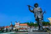 Austria, upper austria, steyr — Stock Photo