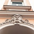 Beautifully renovated art nouveau building — Stock Photo #39268867