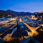 Salzburg, austria, cityscape — Stock Photo #39656089