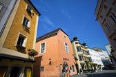 Linz, austria, old town — Stock Photo