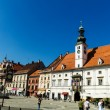 Cityscape of maribor — Stock Photo