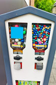 Maszyny gumball — Zdjęcie stockowe