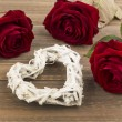 Stock Photo: Roses for valentine's and mother's day