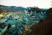 Cittá di salisburgo, austria — Foto Stock