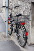 Cordoned bike — Stock Photo