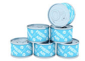 Canned oxygen, fresh air — Stock Photo