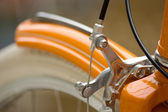Bicycle front part — Stockfoto