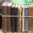 Old books bundle — Stock Photo #40972283