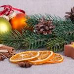 Christmas decoration — Stock Photo #14166350