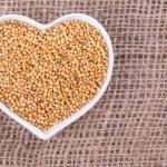 Mustard seed — Stock Photo #41449777